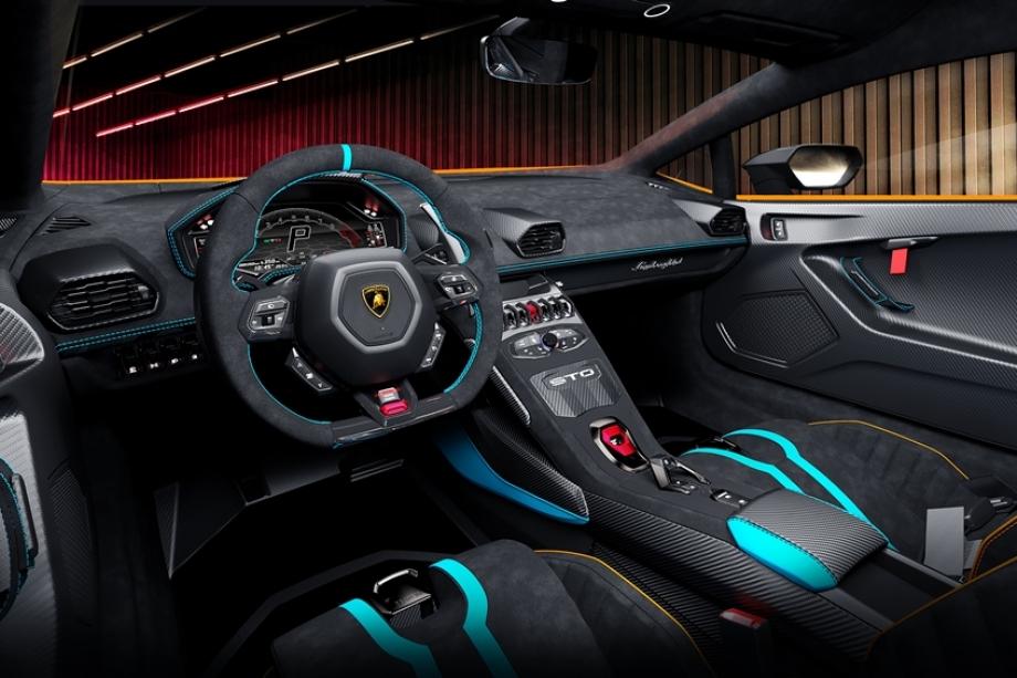 Lamborghini Huracàn STO 5