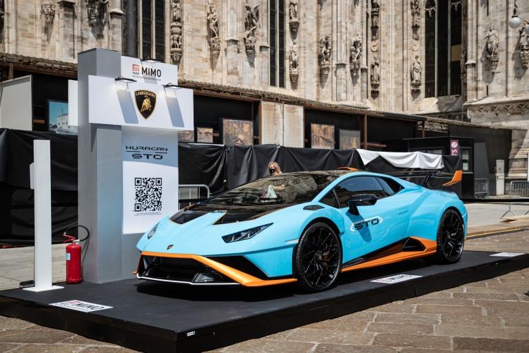Lamborghini Huracàn STO