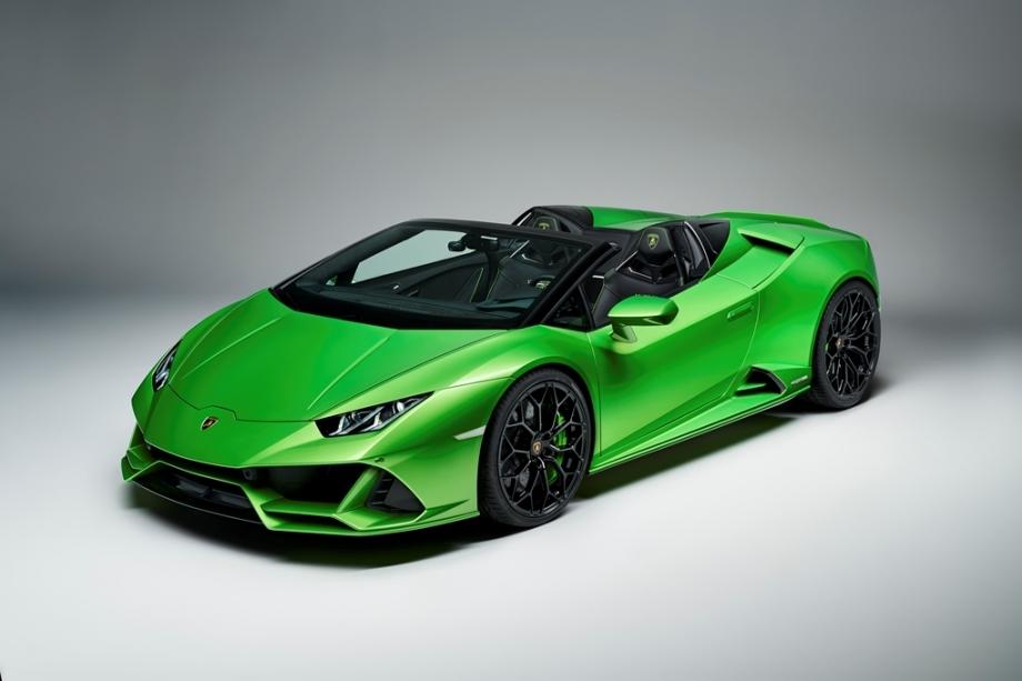 Lamborghini Huracàn EVO Spyder 1