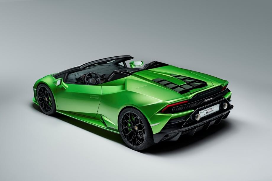 Lamborghini Huracàn EVO Spyder 2