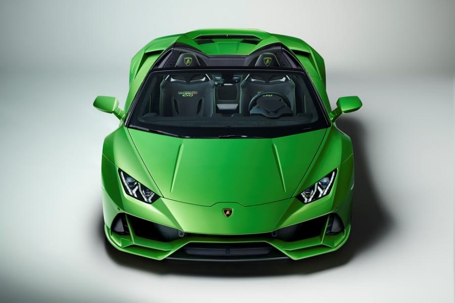 Lamborghini Huracàn EVO Spyder 3