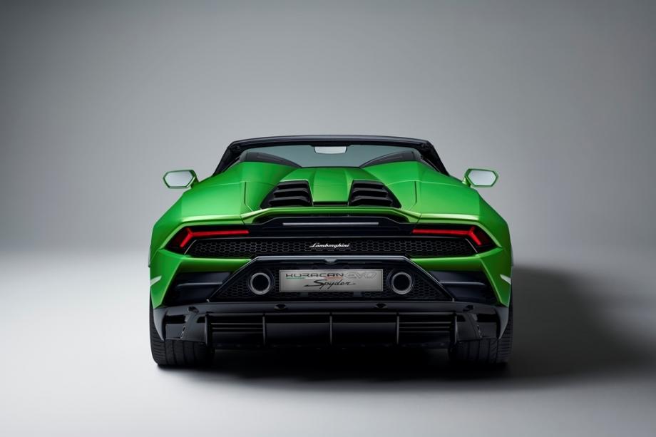 Lamborghini Huracàn EVO Spyder 4
