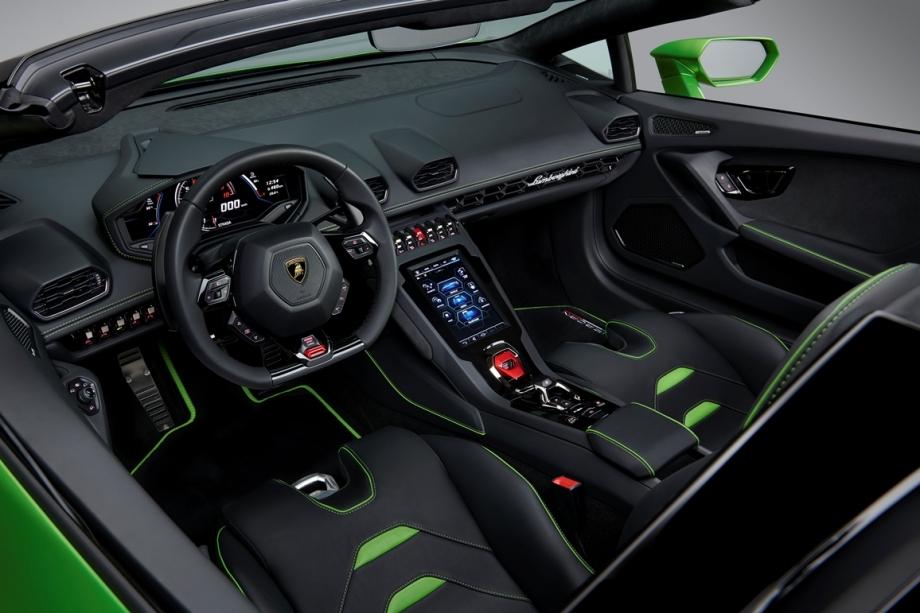 Lamborghini Huracàn EVO Spyder 5