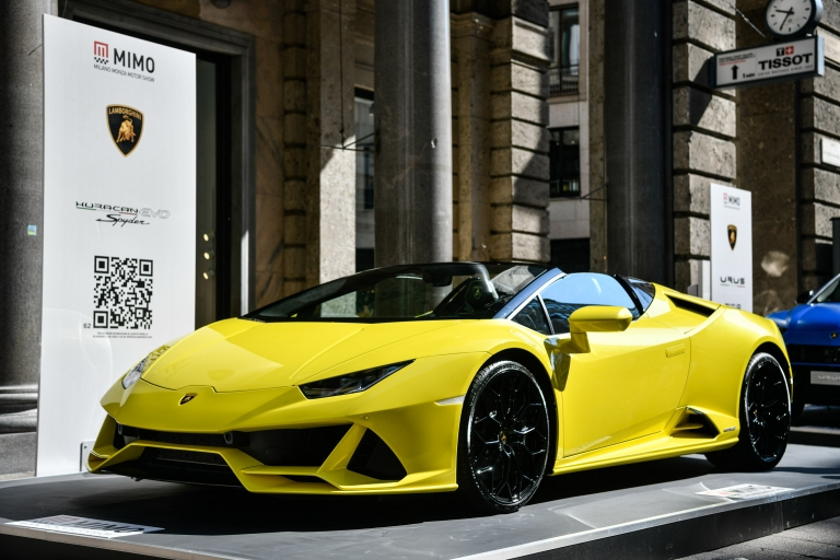 Lamborghini Huracàn EVO Spyder