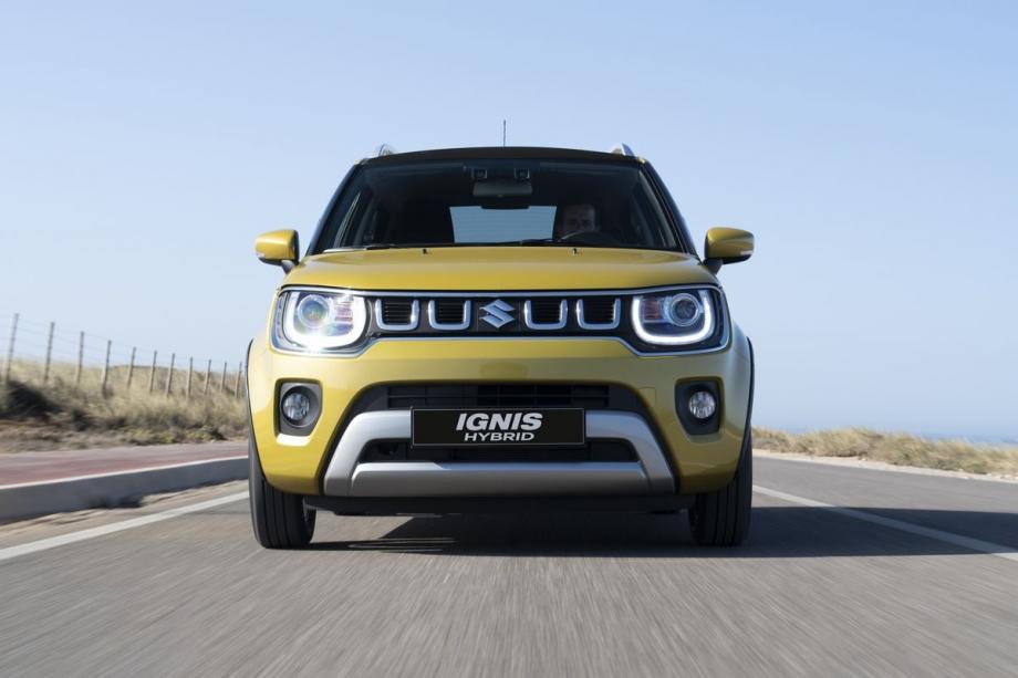 Suzuki IGNIS HYBRID 1.2 TOP 4WD ALLGRIP  1
