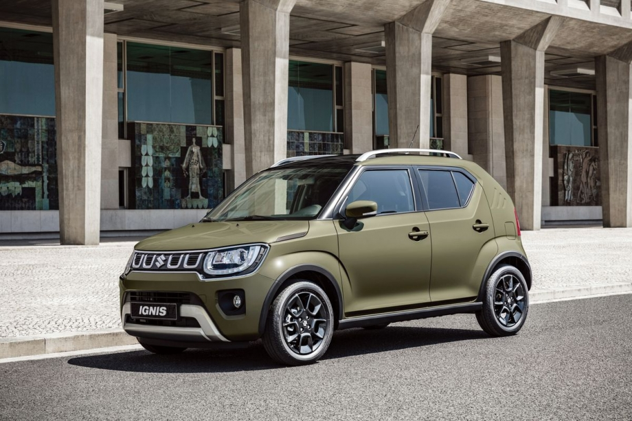 Suzuki IGNIS HYBRID 1.2 TOP 4WD ALLGRIP  4