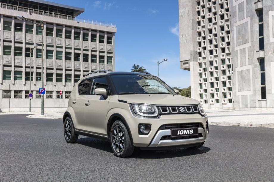 Suzuki IGNIS HYBRID 1.2 TOP 4WD ALLGRIP  5