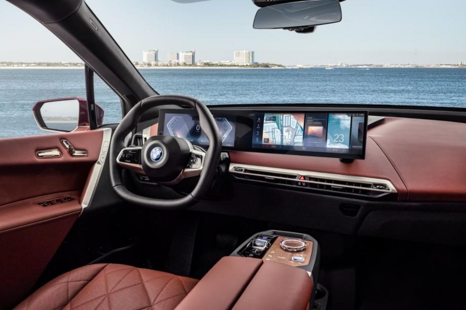 BMW iX xDrive50 5