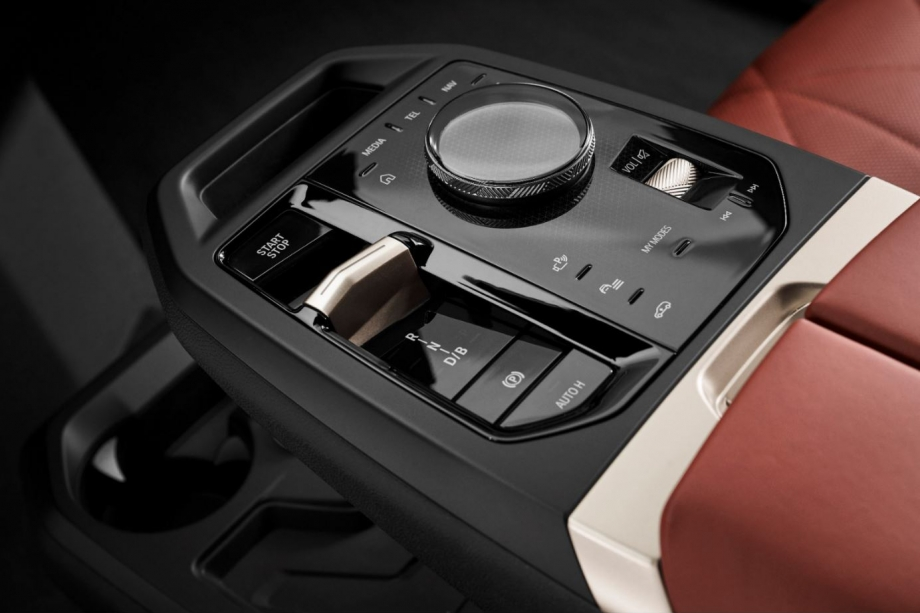 BMW iX xDrive50 6