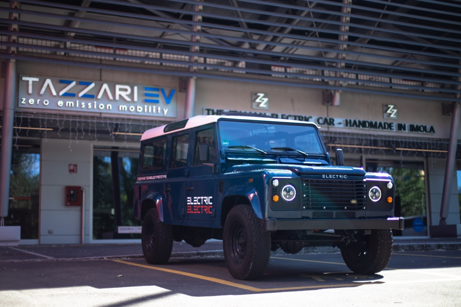 Tazzari EV Electric Defender  2