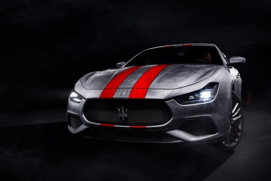 Maserati Levante Trofeo - Fuoriserie 4