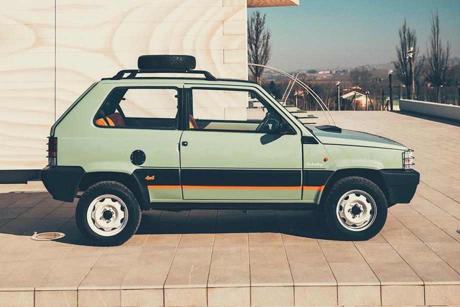 Fiat Panda Integral-e - Pandina Jones 1