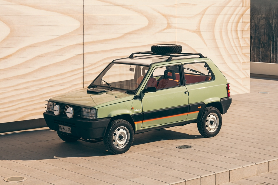 Fiat Panda Integral-e - Pandina Jones 2