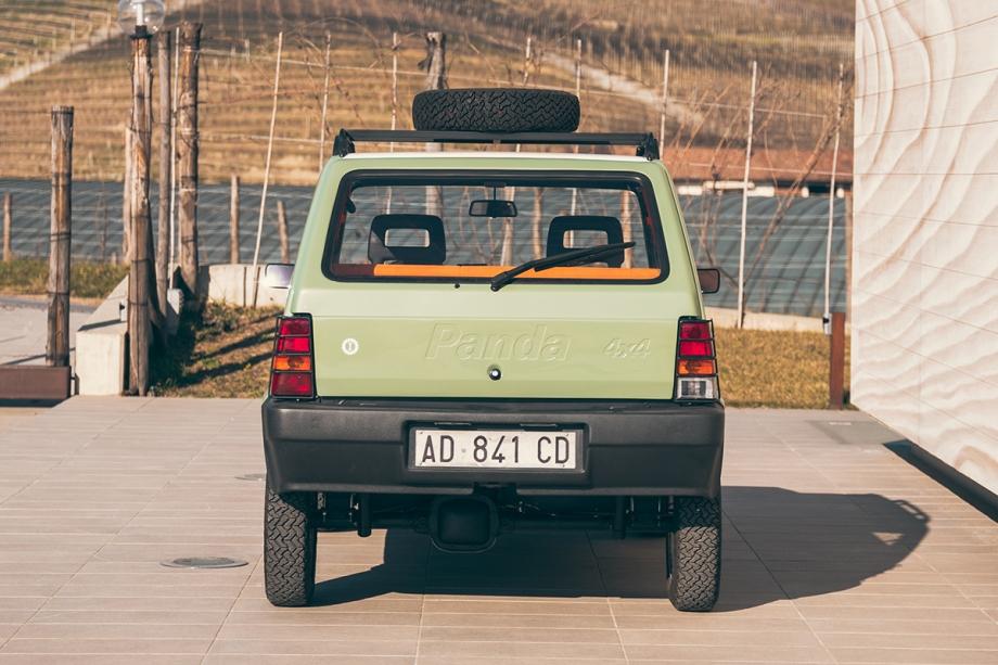 Fiat Panda Integral-e - Pandina Jones 3