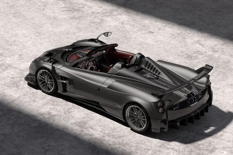 Pagani Roadster BC 1