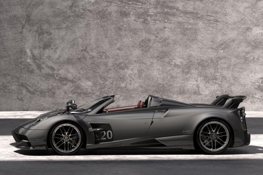 Pagani Roadster BC 3