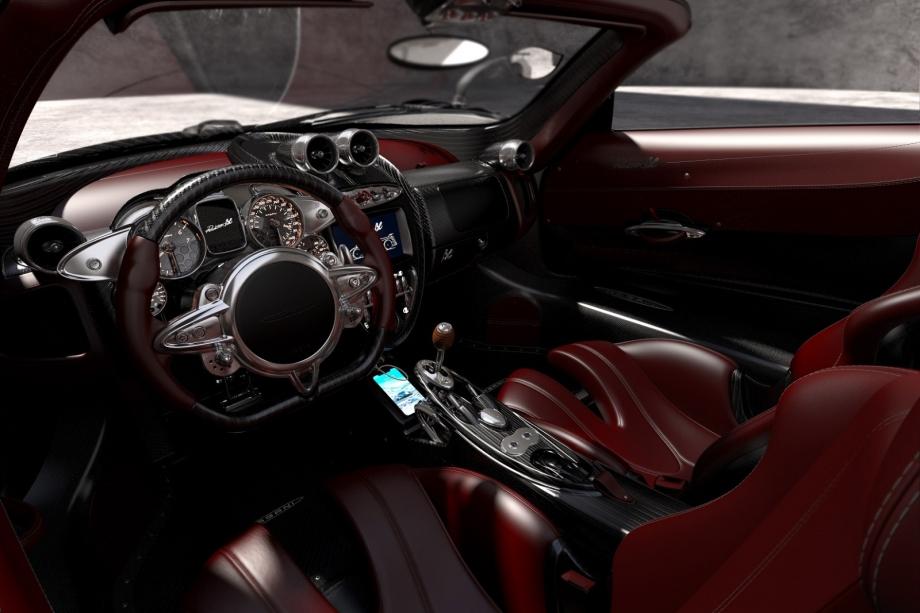 Pagani Roadster BC 5