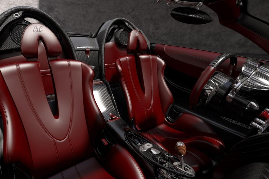 Pagani Roadster BC 6