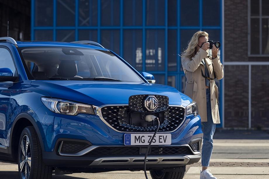 MG ZS EV - 100% elettrica 6