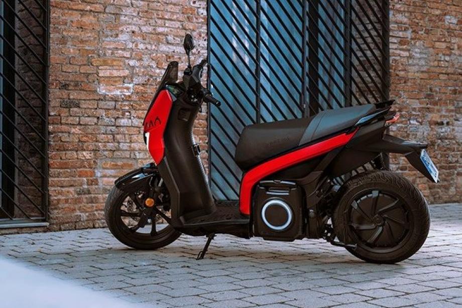 SEAT MÓ SEAT MÓ eScooter 125 3
