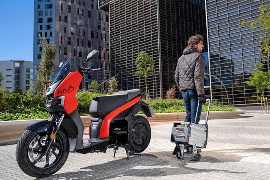 SEAT MÓ SEAT MÓ eScooter 125 6