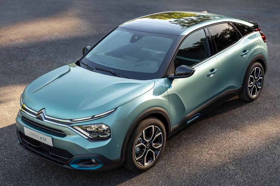 Citroën Nuova Citroën ë-C4 100% ëlectric 1