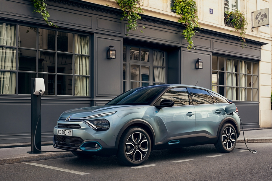 Citroën Nuova Citroën ë-C4 100% ëlectric 2