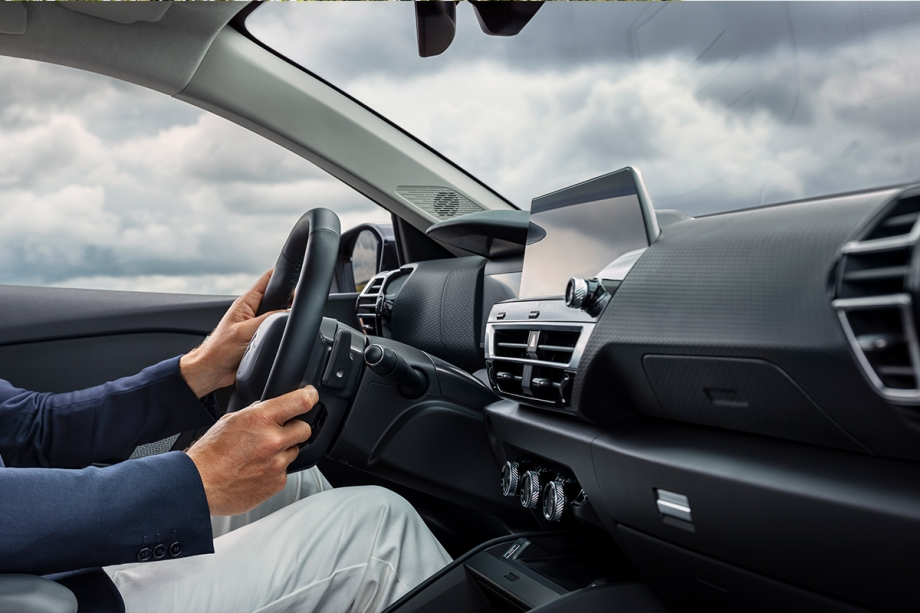 Citroën Nuova Citroën ë-C4 100% ëlectric 5