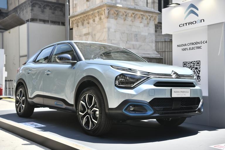 Citroën Nuova Citroën ë-C4 100% ëlectric