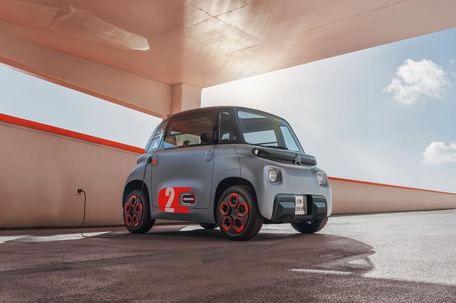 Citroën Citroën Ami - 100% ëlectric 1