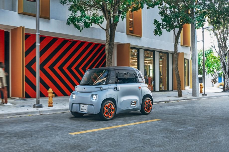Citroën Citroën Ami - 100% ëlectric 3