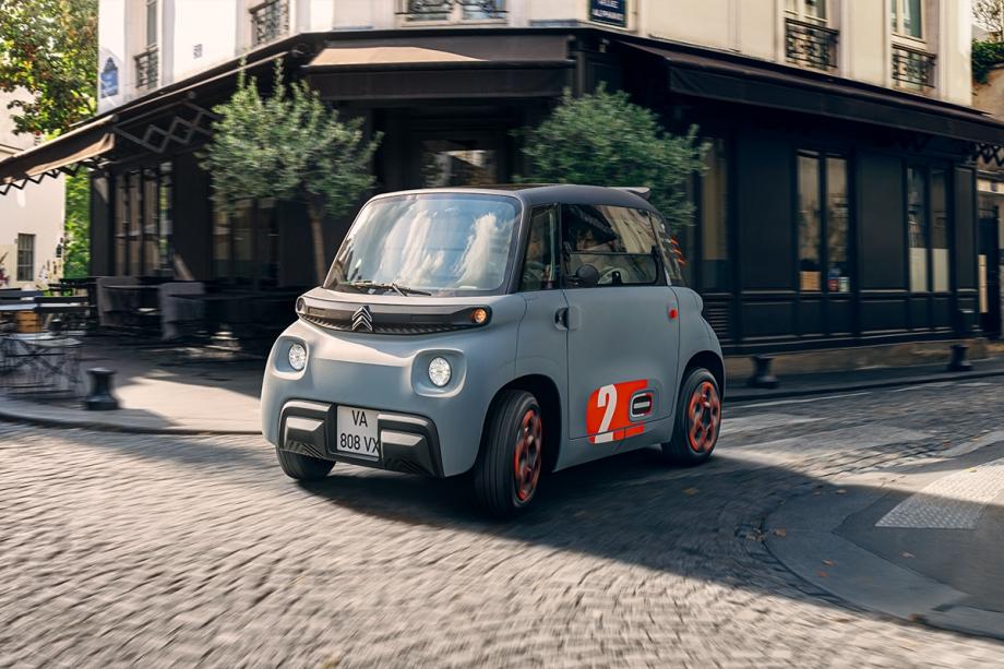 Citroën Citroën Ami - 100% ëlectric 5