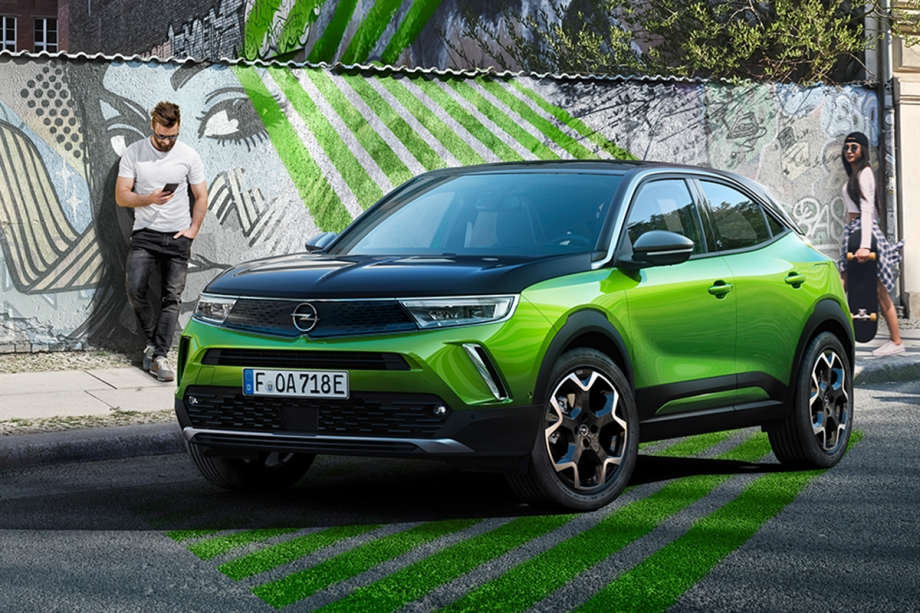 Opel NUOVO MOKKA-E 1