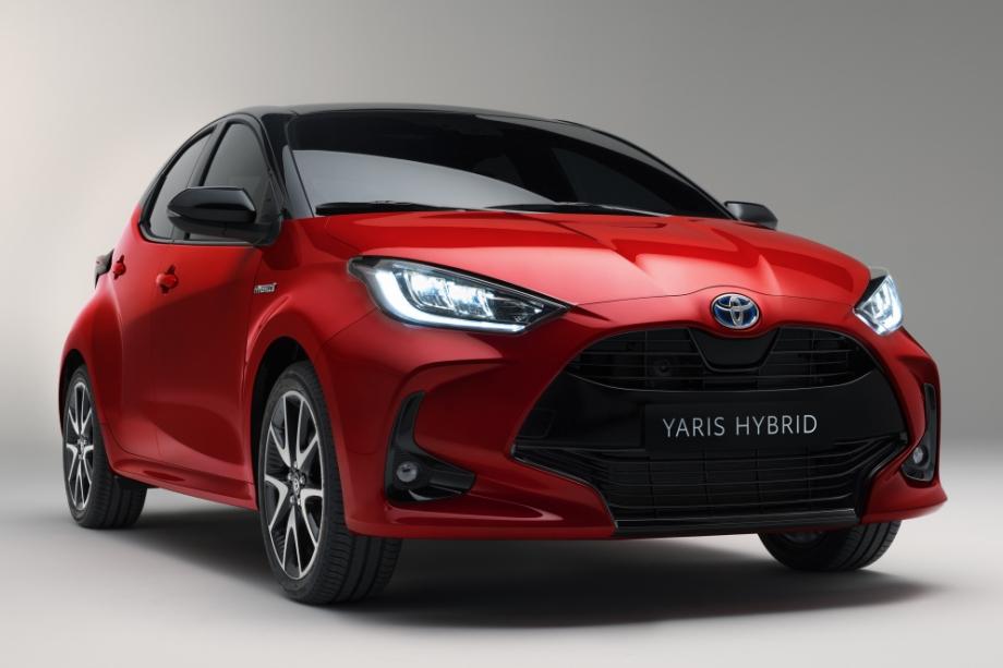 Toyota YARIS PREMIERE - HYBRID 1