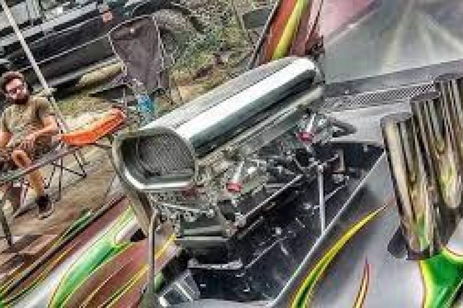Chevrolet VEGA 1970 - BABAYAGA 5