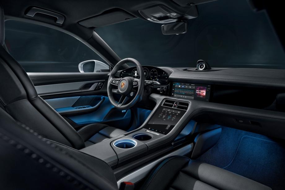 Porsche Taycan 4S Cross Turismo 3