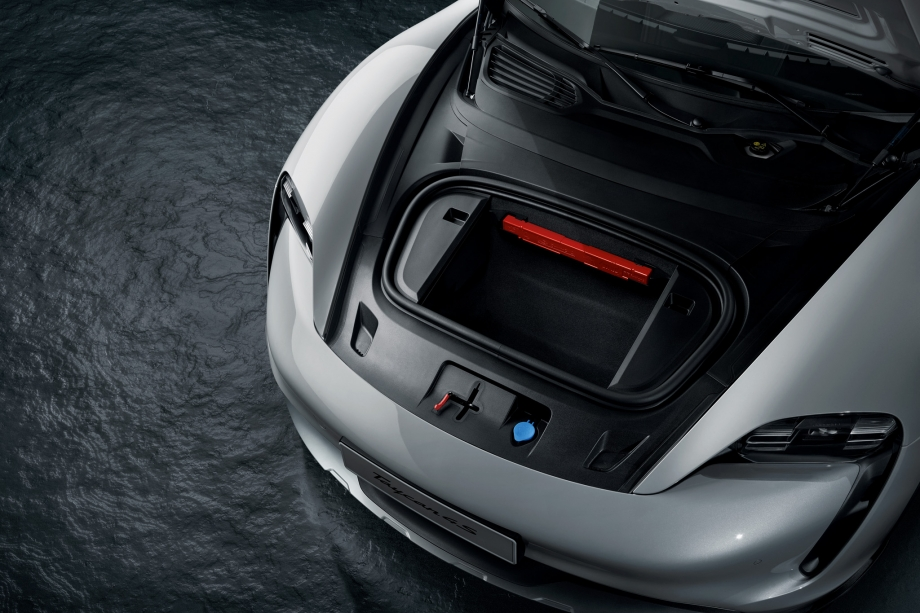 Porsche Taycan 4S Cross Turismo 5