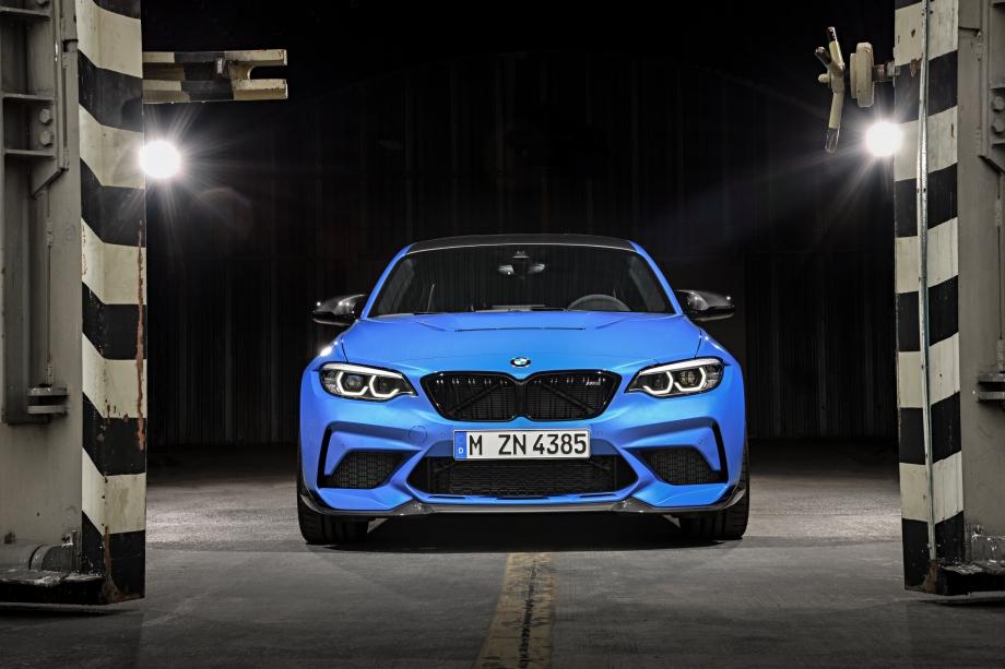 BMW M2 CS 3