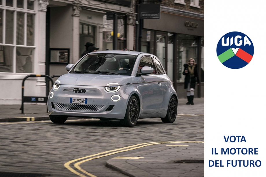Fiat Nuova 500 1