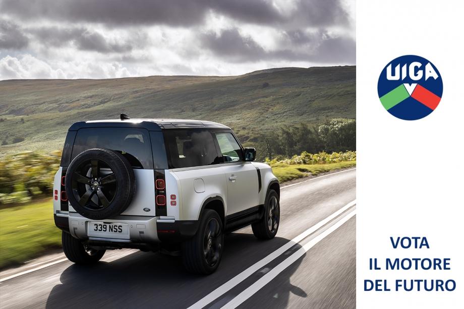 Land Rover Defender 90 MHEV 1