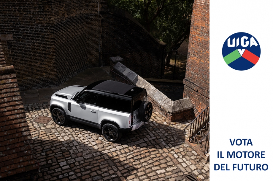 Land Rover Defender 90 MHEV 3