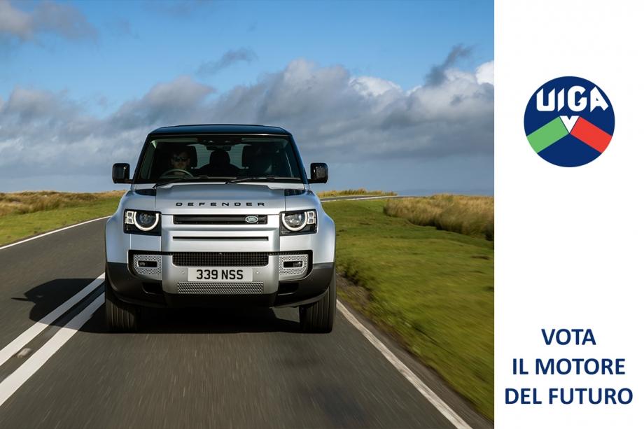 Land Rover Defender 90 MHEV 4