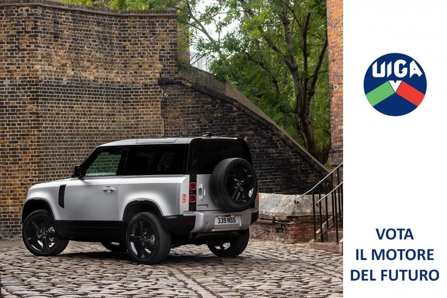 Land Rover Defender 90 MHEV 6