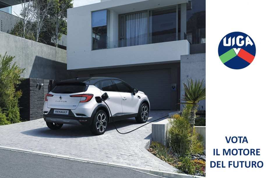 Renault Captur E-Tech plug-in hybrid 2