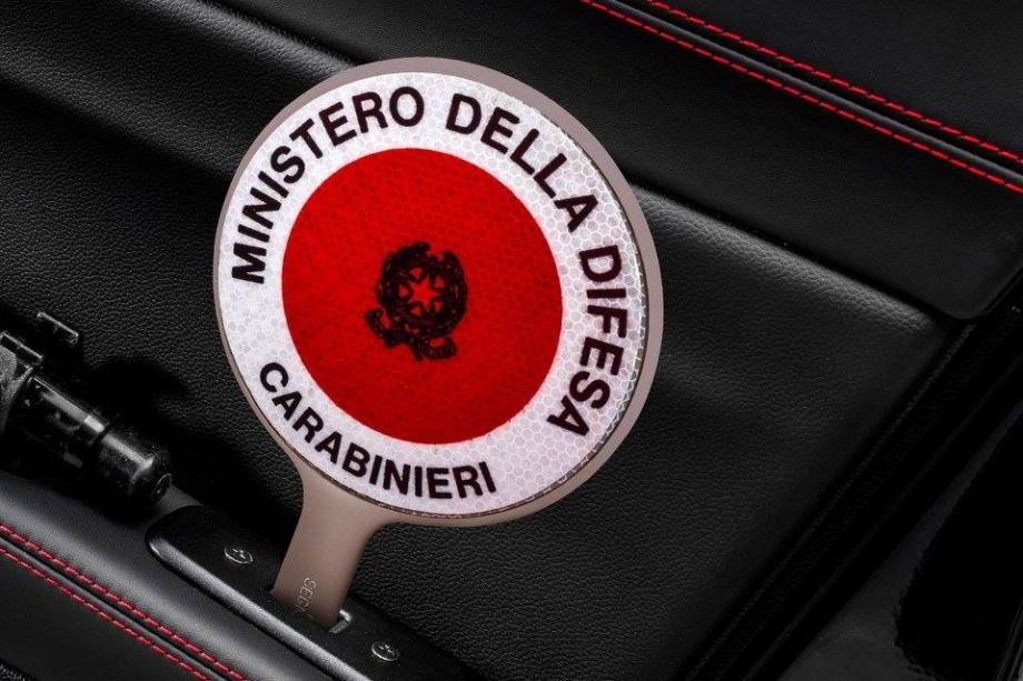 Alfa Romeo Giulia Quadrifoglio 6