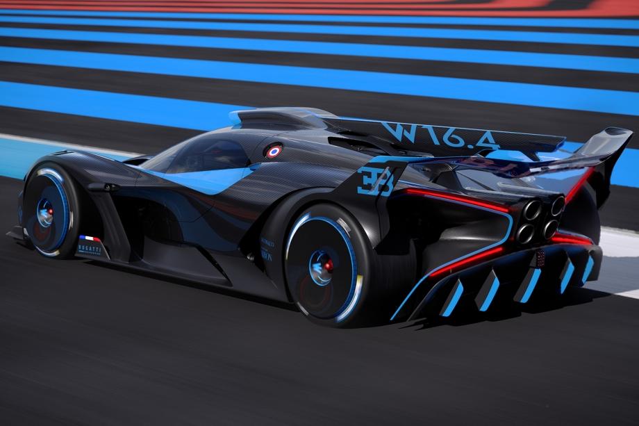 Bugatti BOLIDE 5