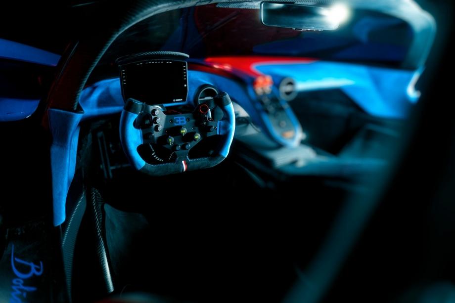Bugatti BOLIDE 6