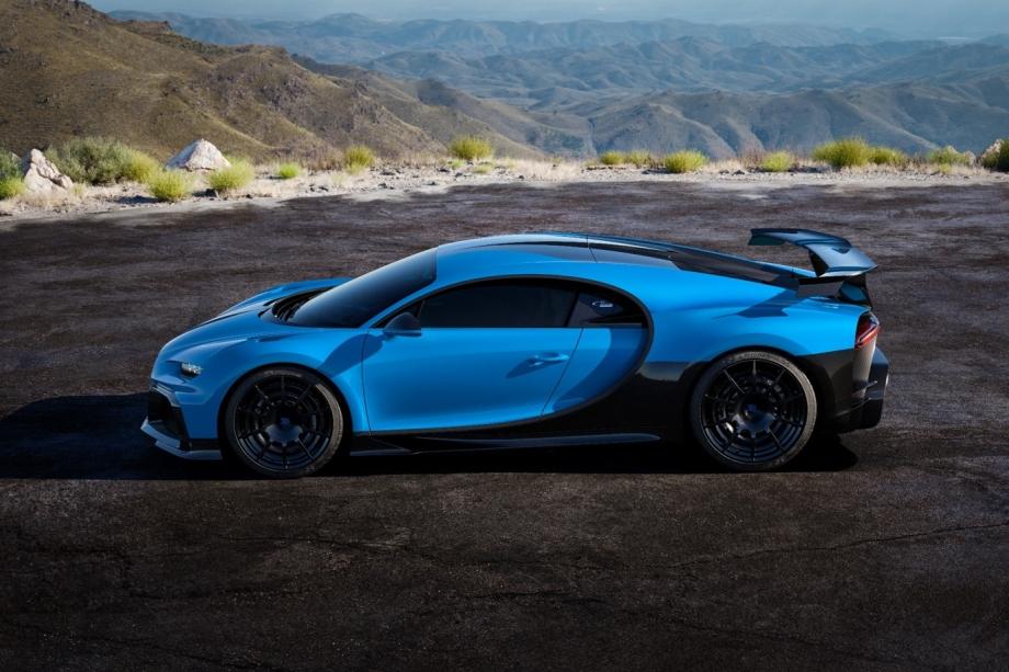 Bugatti CHIRON PUR SPORT 2