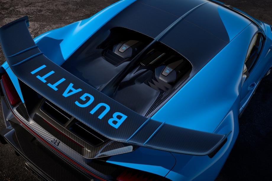 Bugatti CHIRON PUR SPORT 3