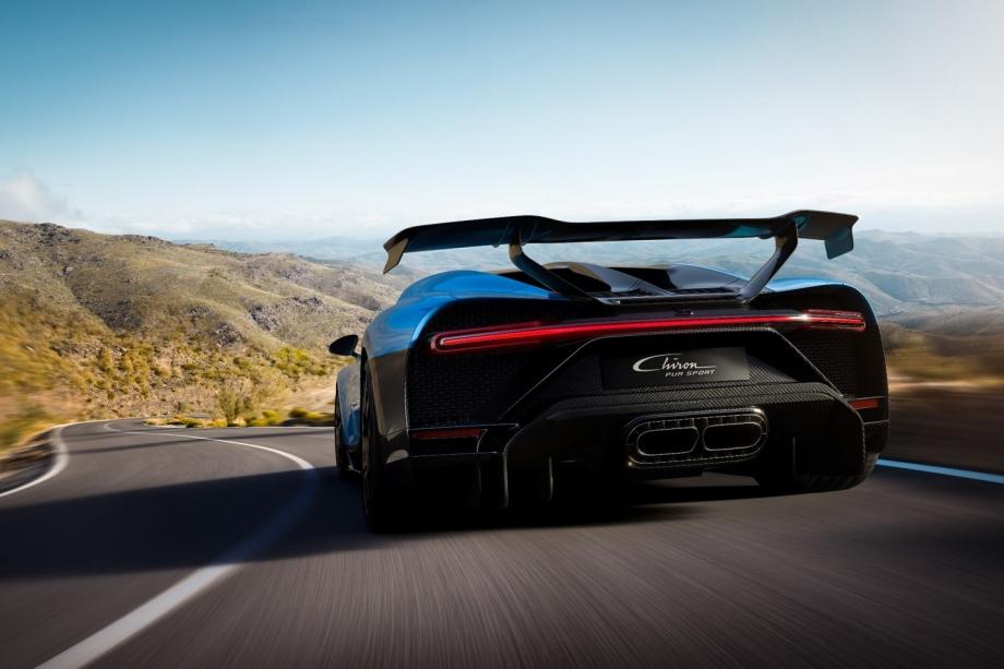 Bugatti CHIRON PUR SPORT 6